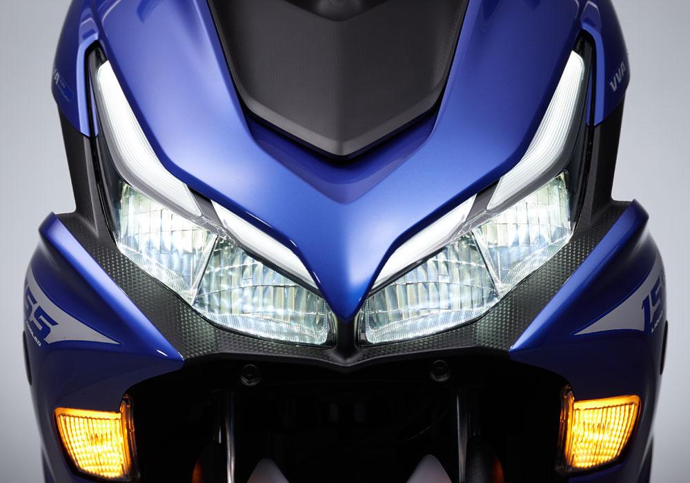 all-new Yamaha Mio Aerox