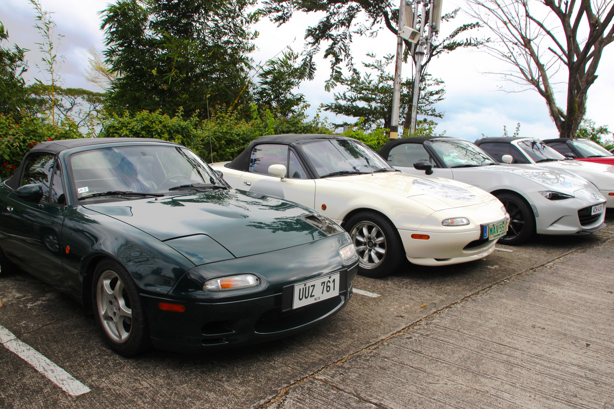 Miata Club Philippines Elects New Set of Officers