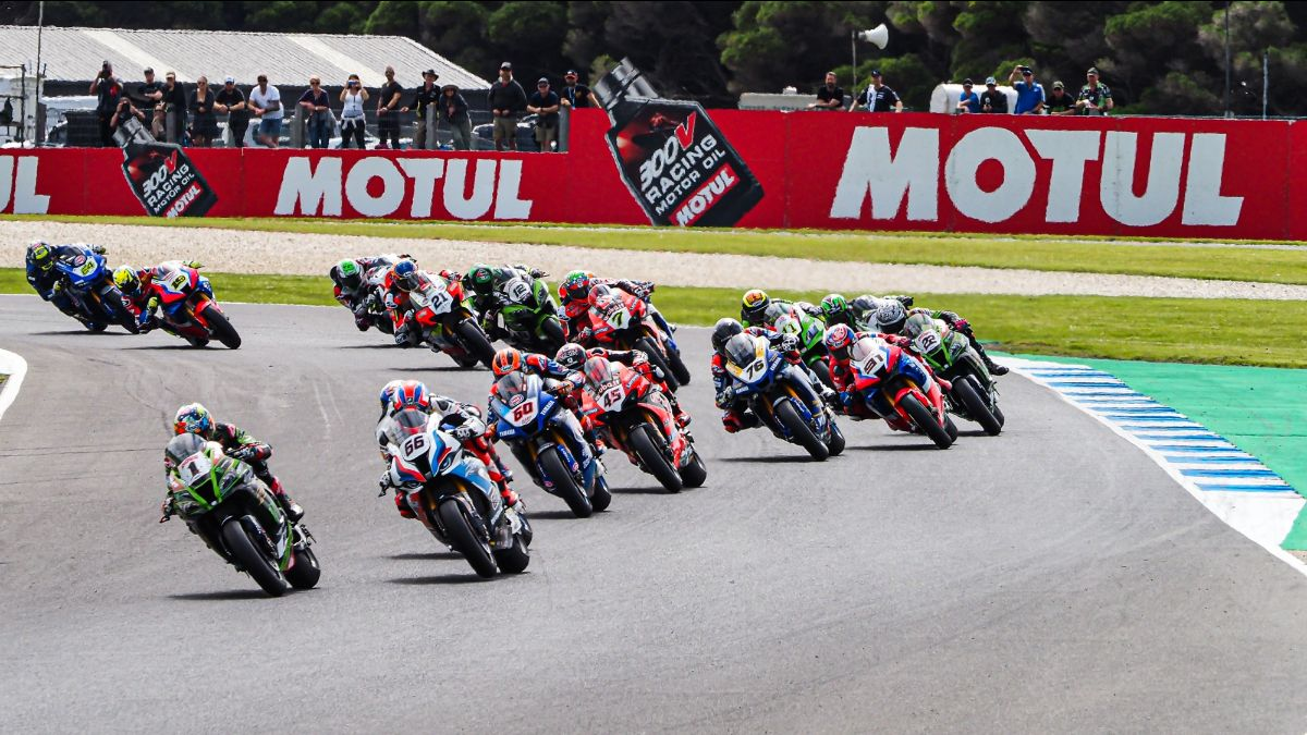 Motul ready for action-packed motorbike racing weekend